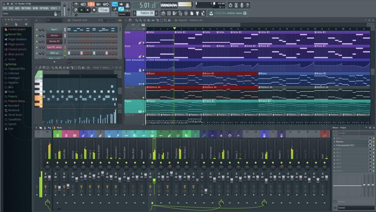Corso FL Studio Online  4cmp Academy scaled 1